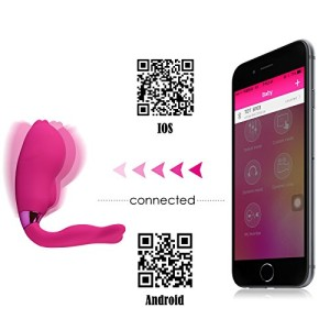 Tracy's Dog Dolphin Vibrator- Bluetooth Smart App-controled Vibrator