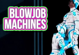 Robotic Blowjob Sex Toys