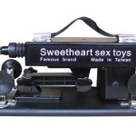 A-06 Pumping & Thrusting Sex Machine